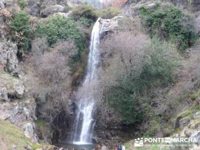El Valle del Ambroz y la Judería de Hervás - Hervás PR-CC 36 La Chorrera;actividades de senderism